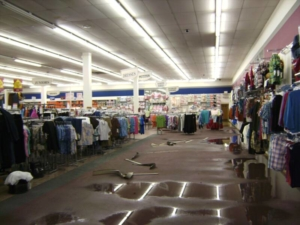 commercial disaster cleanup water damage
