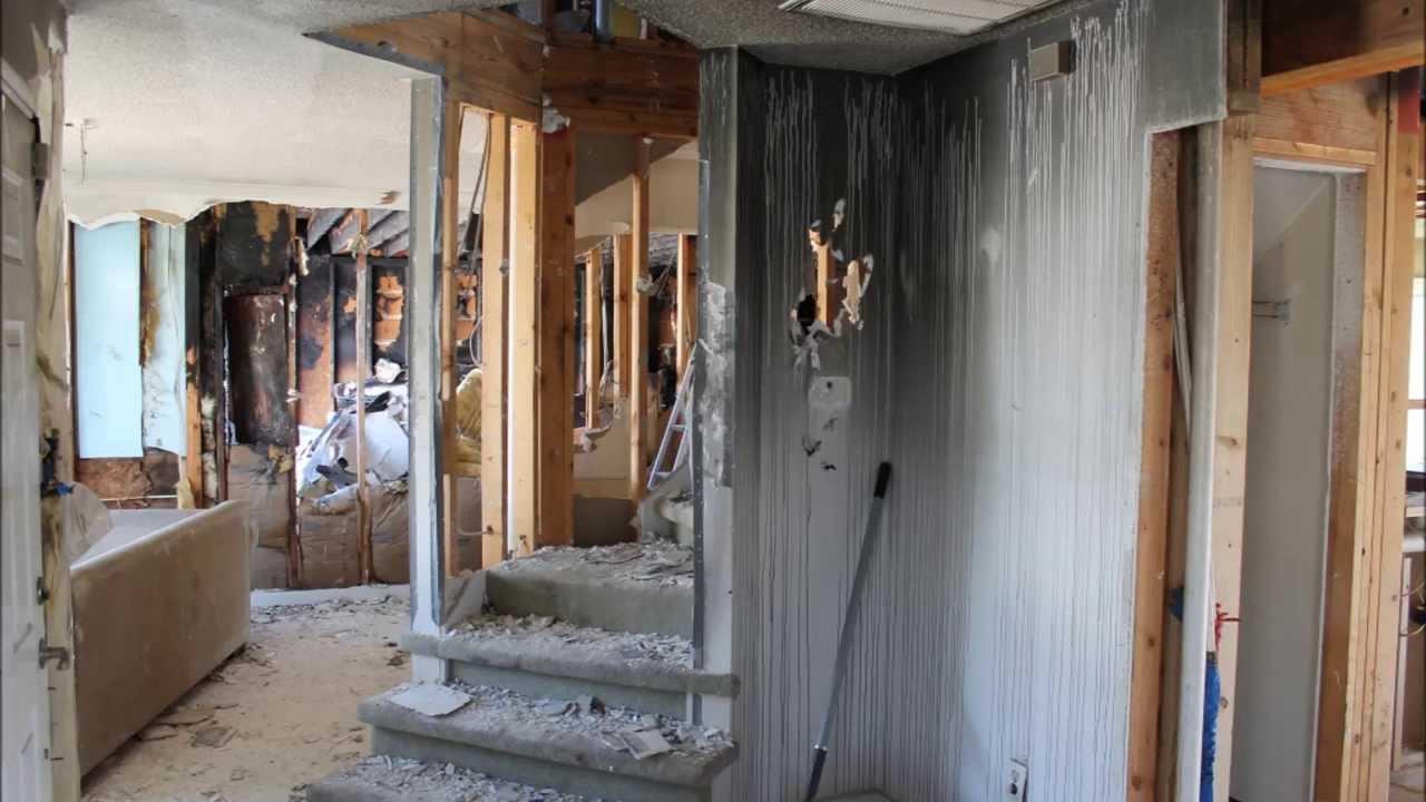 Fire Damage Restoration Water Damage Fire Smoke Damage