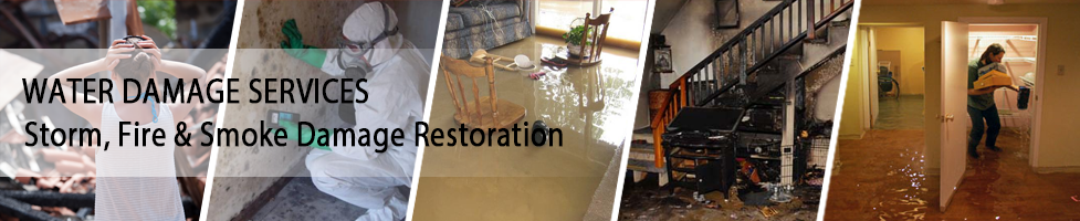 water fire mold damage restoration