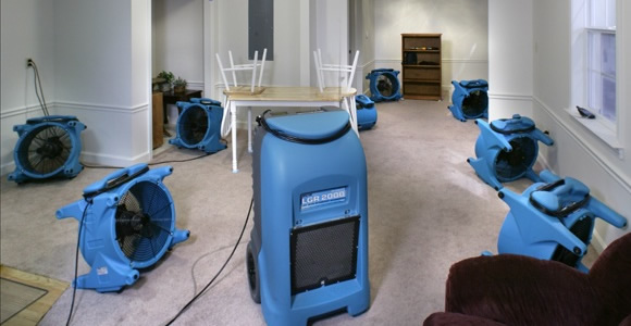 water damage metro detroit