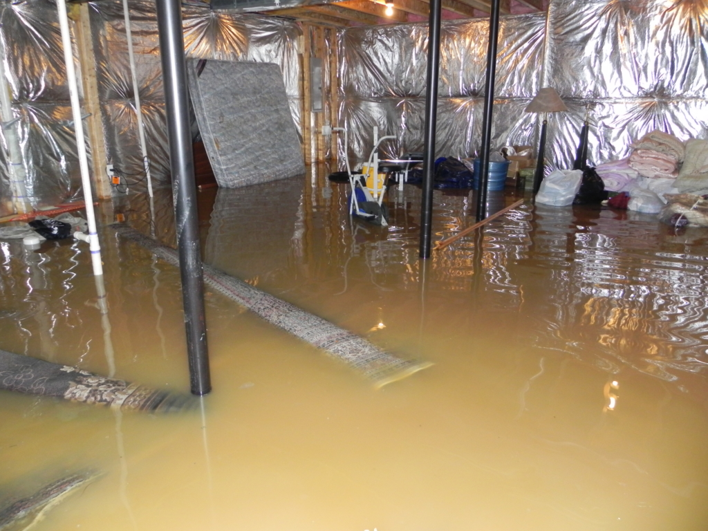 water damage basement flooding metro detroit